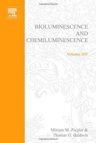 Since the publication of #BioluminescenceandChemiluminescence, Part B, genes have been cloned that encode luciferases from an array of bioluminescent organisms, novel applications of these genes have been developed, and much has been learned of the fundamental chemistry, biochemistry, structural biology, and biophysics of these intriguing enzymes.