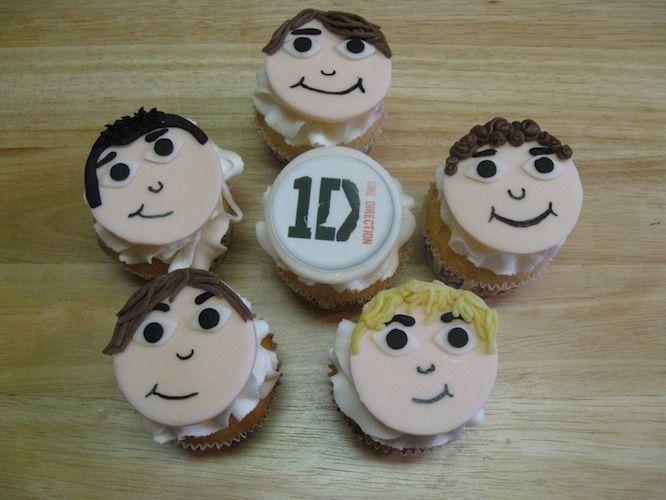 1D Cupcakes