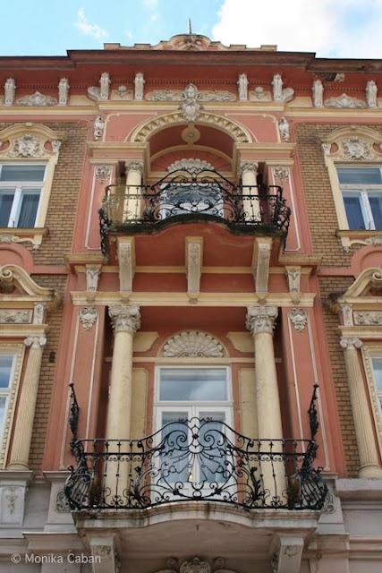 Art Deco architecture, Kosice, Slovakia