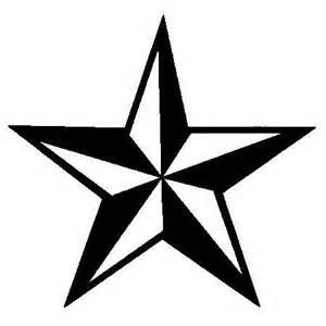 Nautical Star Tattoos Graphics Code  Comments