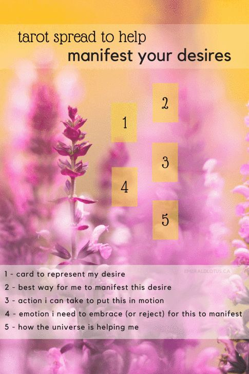 Manifesting is easier than you think. Here's a tarot spread to help get you in alignment as begin to manifest your desires! For more free tarot spreads, visit my website : www.emeraldlotus.ca