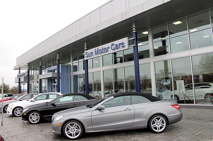 Sun Motor Cars MercedesBenz Dealerships, showrooms