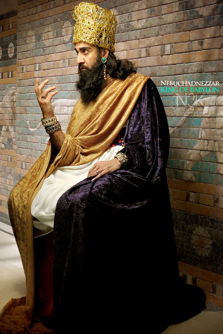KIng Nebuchadnezzar by photographer James C. Lewis | ORDER ...