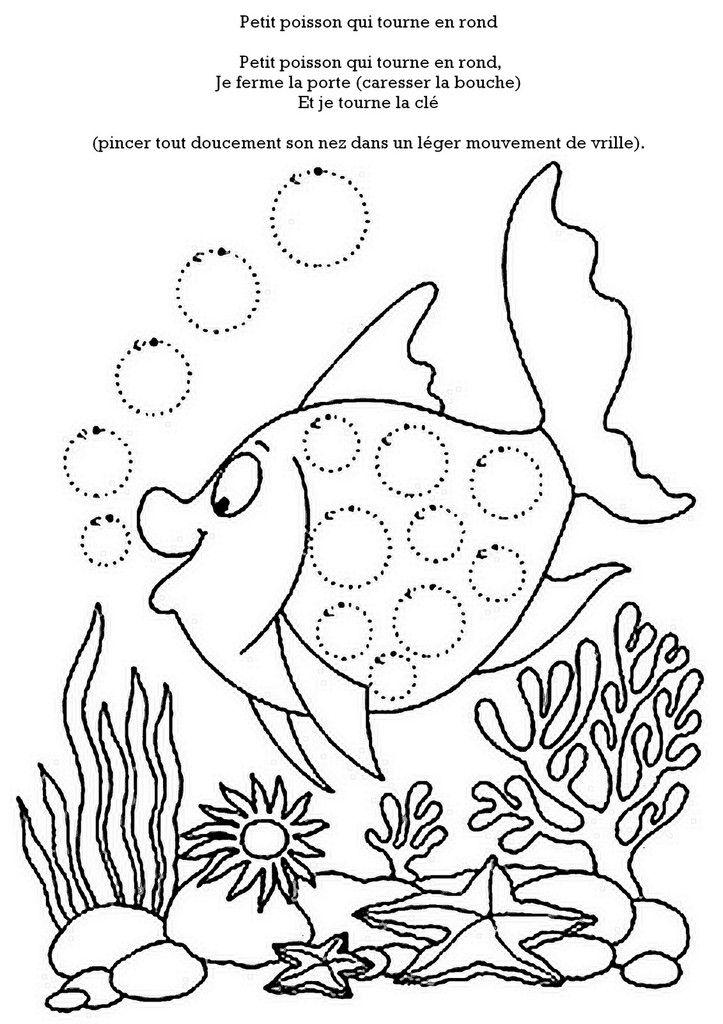 39 best poisson d 39 avril cr ations pour enfants images on pinterest craft kids pisces and - Relier 9 points avec 3 traits ...