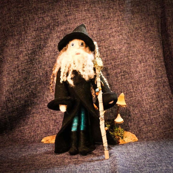Brand new needle felted wizard at lomahsee.com http://www.lomahsee.com/product/needle-felted-wizardsorcerer/ 🧙‍♂️🧙‍♂️🧙‍♂️#wizard #magic #staff #fantasy #magical #needlefelted #needlefeltedcharacter #handmadeisbetter #handmade #handmadegifts #crafts #crafted #gifts #presents #HarryPotter #gandolf #merlin #sorcerers #spells