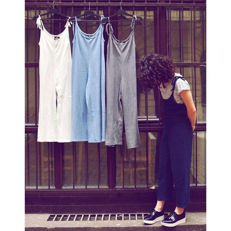 Somewhere overal rainbow 🆕 comfty cosy cotton szputnyikshop minimal dailylook jumpsuit playsuit