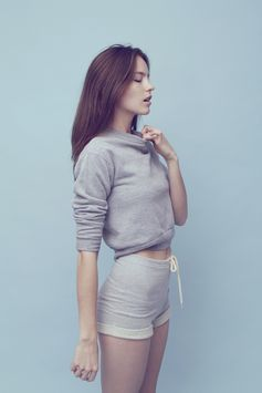 Monochrome Perfection #sportswear