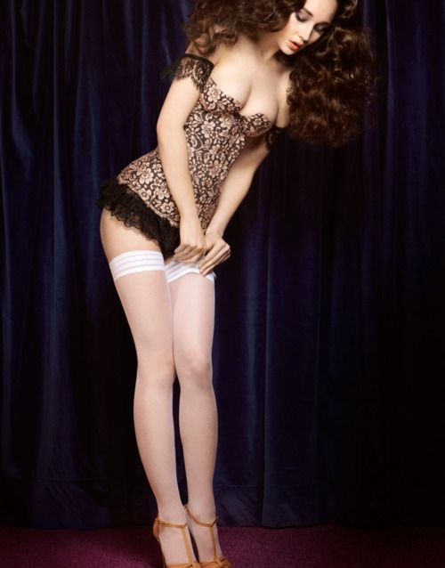 New Agent Provocateur.  Oooh http://LOOKsBOOK.cz