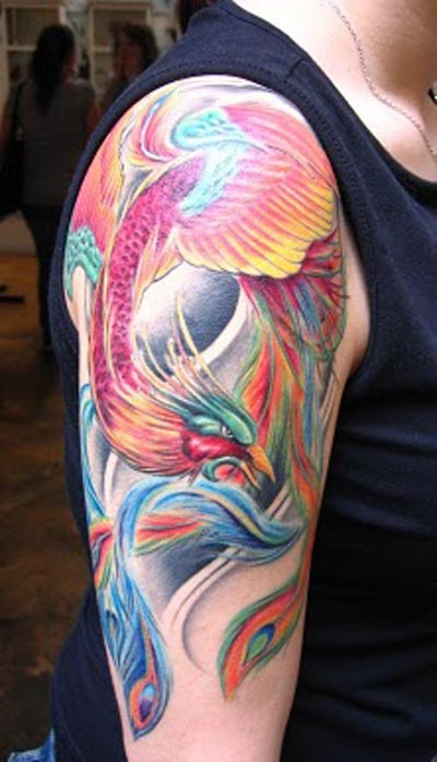 Awesome phoenix tattoo 1 don 39 t be a dink get some ink for Tattoo supply phoenix