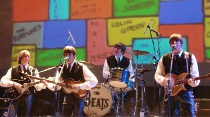 The Beats en Chile!