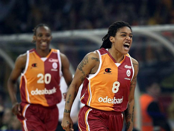 Shavonte Zellous & Sancho Little played BIG in their win against Fenerbace & were crowned champs of the Turkish  League.