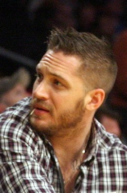 Tom Hardy - he's perfection.