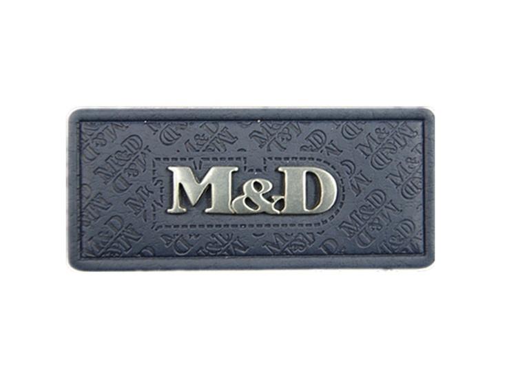 Brand Leather Label