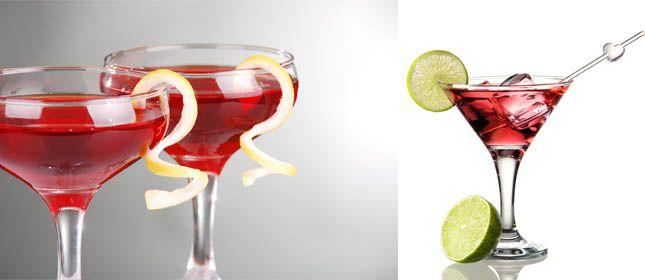 Martini de granada - Cocina y Vino