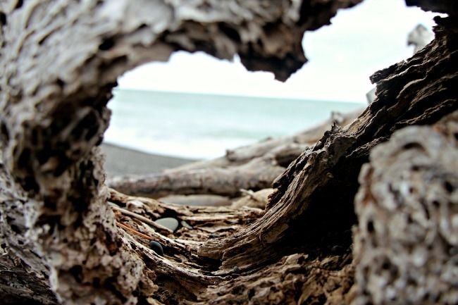 Amberley Beach North Canterbury, NZ