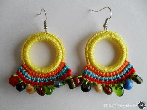 BUY ONLINE ETHNIC Earrings 4