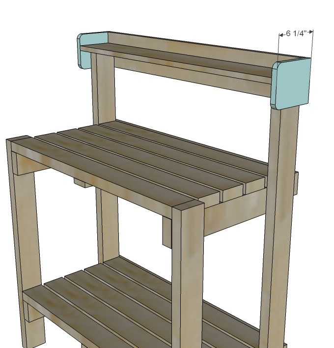 25 best potting bench plans ideas on pinterest potting for Garden potting bench designs