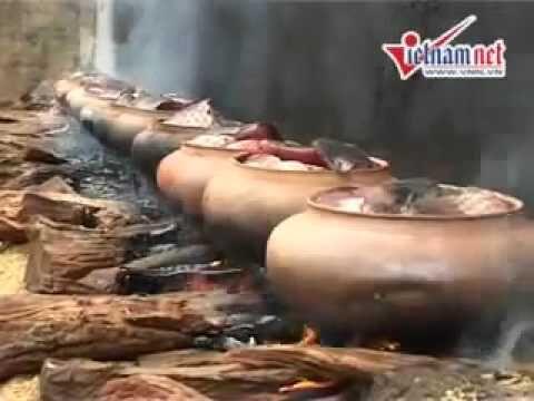 Cá kho làng Vũ Đại - kho cá bằng nồi đất - Mua bán cá kho - 0983 998 600