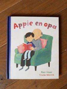 Filosofische gesprekken bij Appie en opa 'Voor altijd jong': filosofie met Appie en Opa