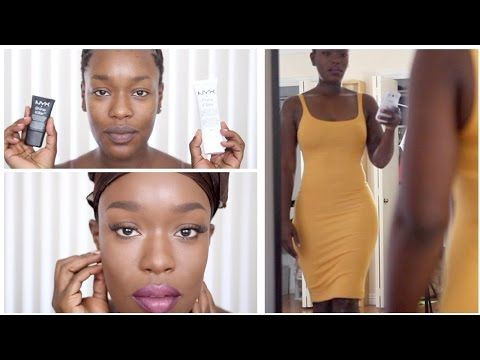 GRWM Date Night Edition | Full Face + OOTN - YouTube