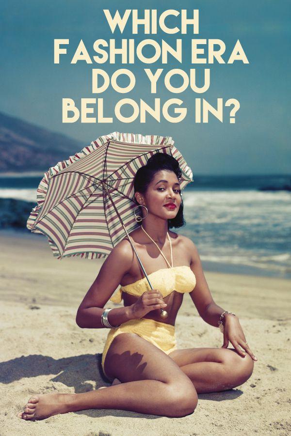 QUIZ - Which Fashion Era Do You REALLY Belong in?