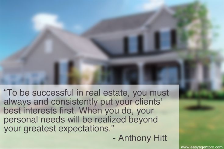Real Estate Quotes | Real Estate Quotes | Pinterest | Real Estate