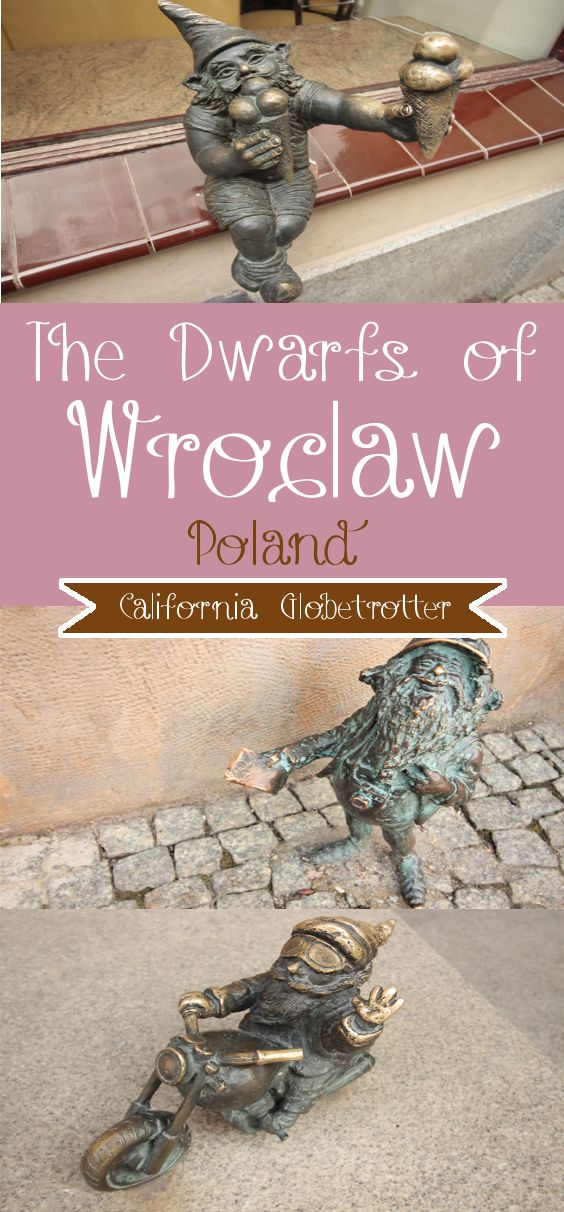 The Dwarfs of Wroclaw: How Many Can You Find?