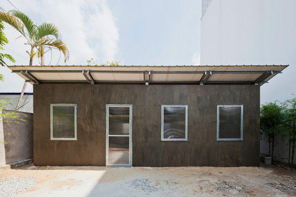 Prefab Tiny House by Vo Trong Nghia 5