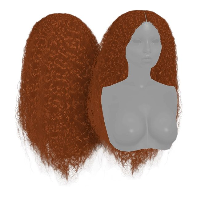 Sims 4 CC's - The Best: Female Hair by Grams Sims