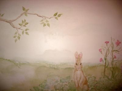 Vintage Peter Rabbit Mural By Jill, Antiquity Designs Atlanta: My Friend  Got The Inspiration For Her Vintage Peter Rabbit Nursery Wall Mural From  The ... Part 92