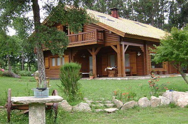 Casa nas  Rías Baixas (Pontevedra). Galicia. España