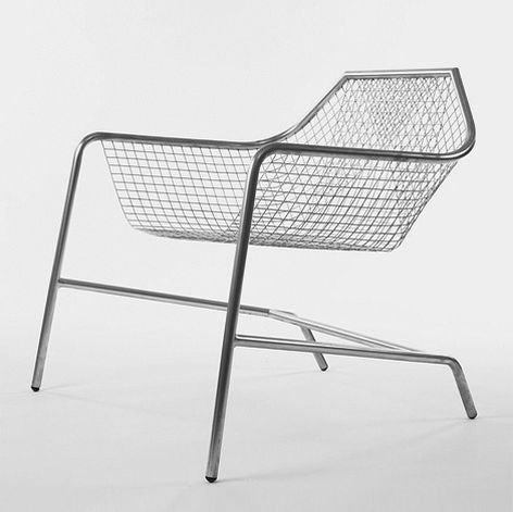 Zim Chair, designed by Maia Halter.