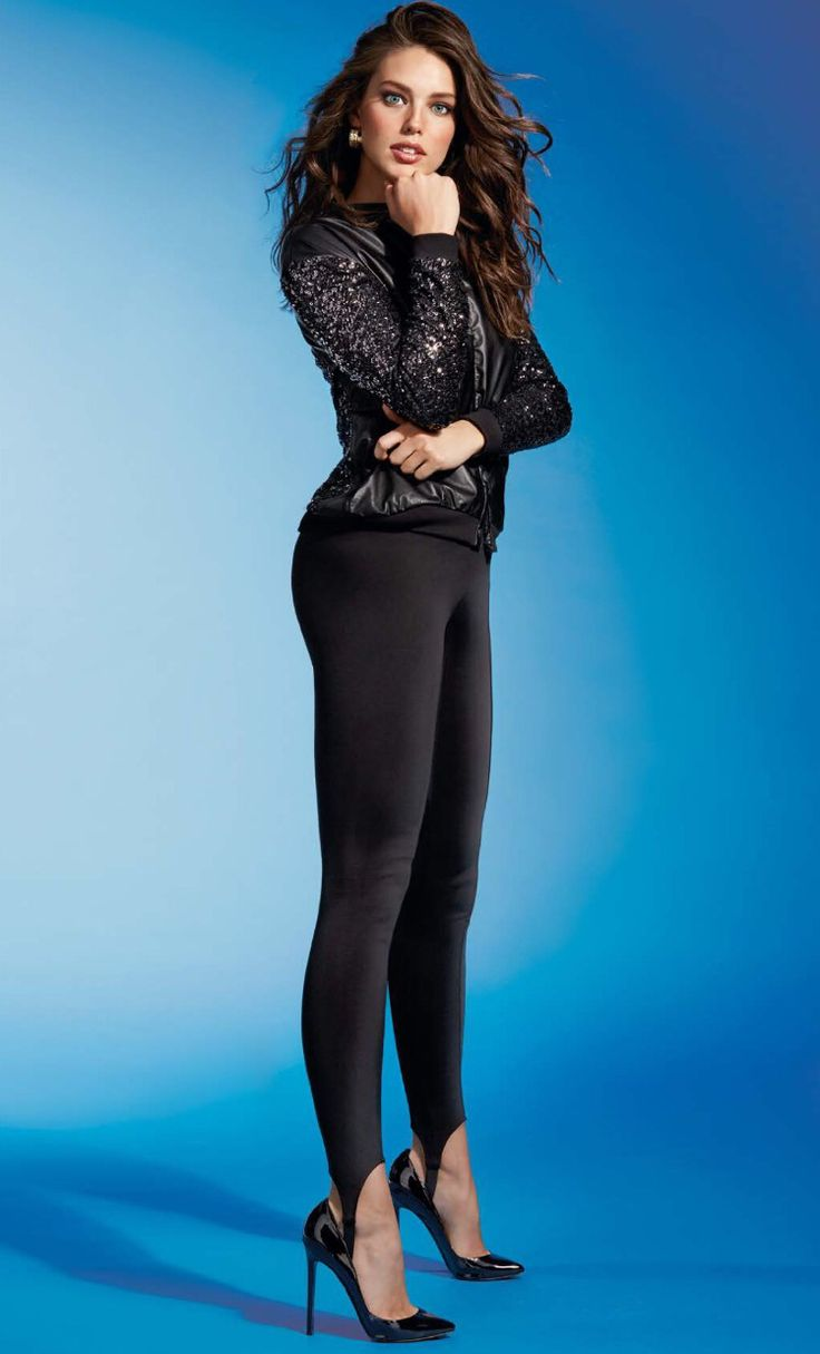 CALZEDONIA Pop Star Collection Leggings (FW 2014.15 ...