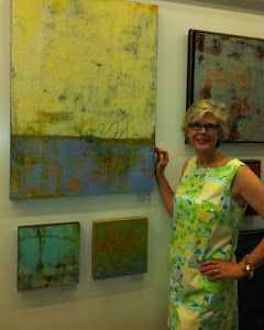 It's just a painting: Creating a New Series. Cindy Walton, Ghost Ranch