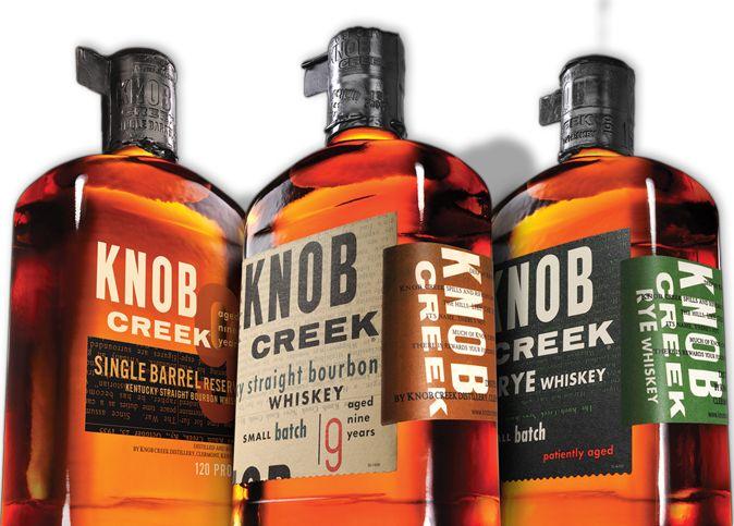 Knob Creek® Bourbon Whiskey — Distilling Knob Creek