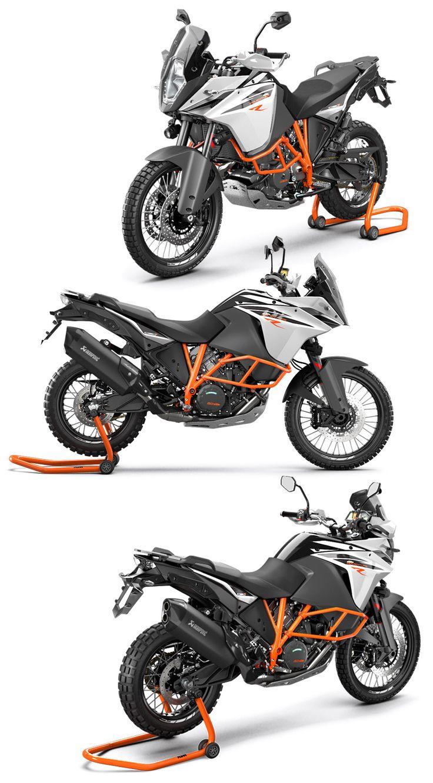 Ktm 1090 Adventure R Motor Motorfietsen