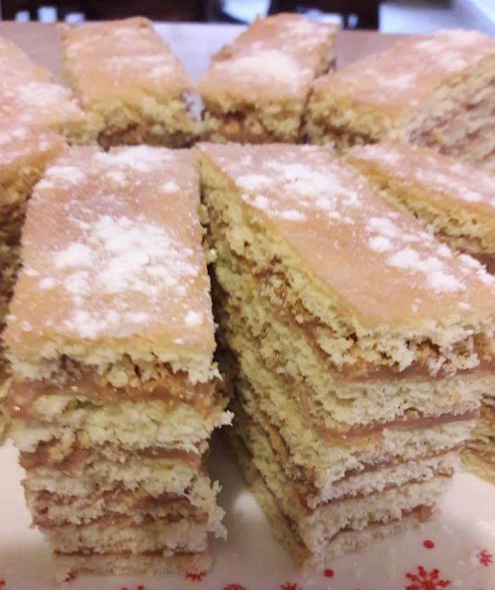 Koldus torta, így lehet fillérekből nagy adag krémes finomságot készíteni!