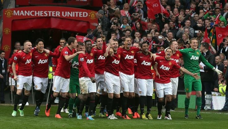 manchester united after their cup win
