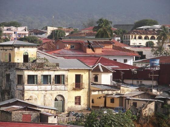 Malabo, Equatorial Guinea`s Capital