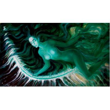 Картины :: Тайна зелёного цвета - купите у Художника