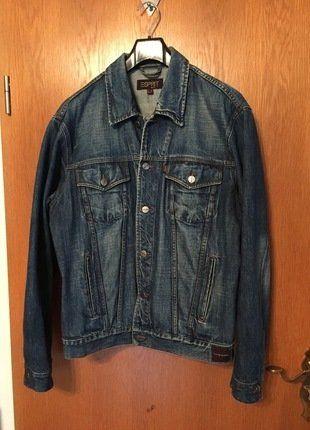 #Esprit #Jeansjacke #Jeans #Jacke #Herren #Mode #Frühling #blau #Kleiderkreisel http://www.kleiderkreisel.de/herrenmode/jacken/143387637-herren-jeansjacke-von-esprit