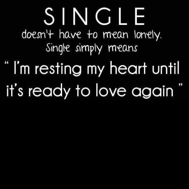 quotes about being single on valentines day