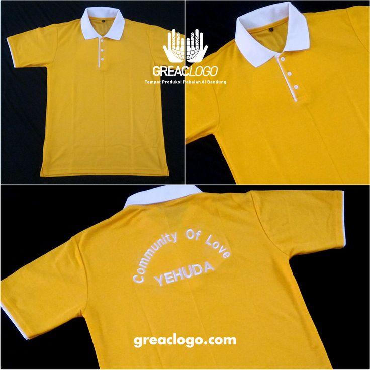 GreacLogo Konveksi Bandung Berkualitas : Kaos, Poloshirt, Jaket, Sweater…
