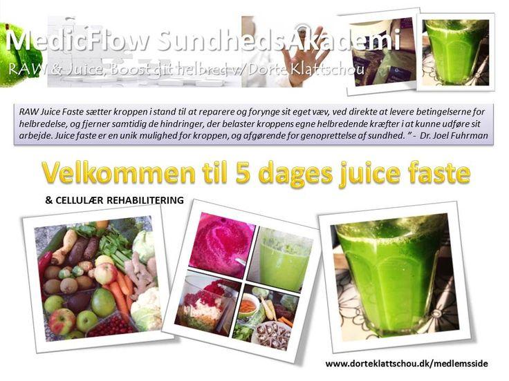 5 dages juicedaste online ebog. http://dorteklattschou.dk/konsultation/5-dages-juicefaste/