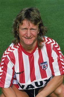 Eric Gates Sunderland 1987