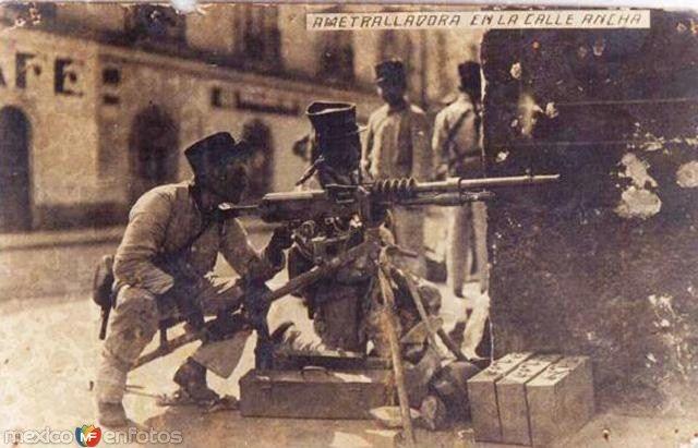 Fotos de Zacatlán, Puebla, México: Soldados