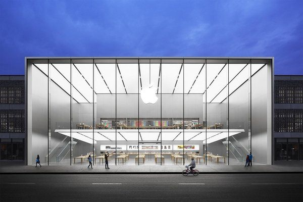 11 Of The Most Dazzling Apple Stores Around The Globe | The Huffington Post