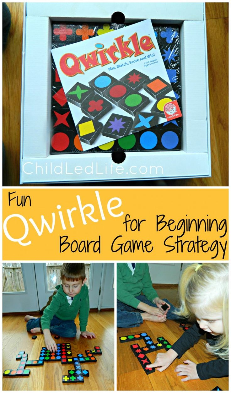 Game board colors - Beginning Board Game Strategy With Qwirkle