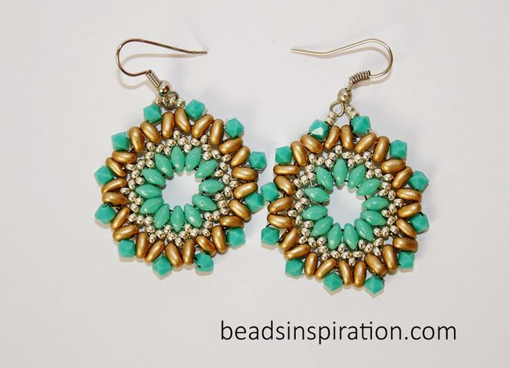 Beads Inspiration: Pendientes | Earrings