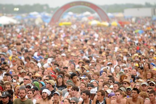 June 21, 2002 - The first Bonnaroo Music Festival is held in Tennessee. The three-day festival features Widespread Panic and Gov't Mule.